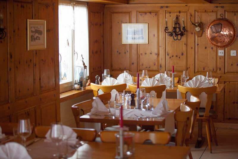 Stübli Restaurant Hirschen Lieli
