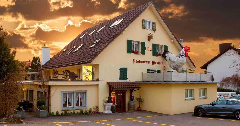 Pouletrestaurant Hirschen Lieli - Güggeli Oase