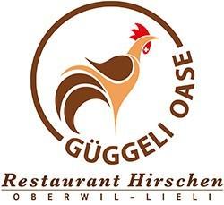 Güggeli Oase | Restaurant Hirschen Lieli Logo